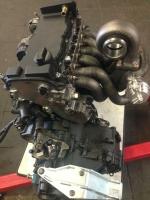 Vr6 12V -Stossaufladungskruemmer Nach-Kundenwunsch