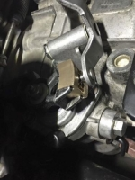 02M 02Q 6Gang Schaltgetriebe Gleitstück (Vr6, R30, R32, R36 1,8t)
