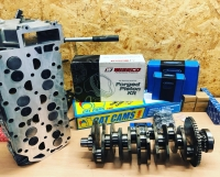 Vr6 Turbo Zylinderkopf bis 600PS