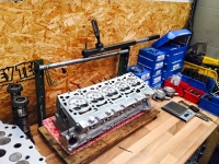 5 Zylinder 20V Turbo Zylinderkopf bis 800PS