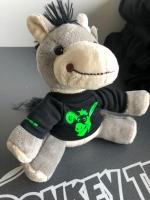 Donkey Tec Maskottchen (Stofftier)