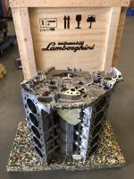 Lamborghini Gallardo V10 Motorblock