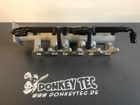 Donkey Tec VR6 Turbo Ansaugbrücke inkl. Einspritzleiste